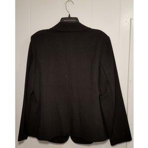 Anne Klein Jackets & Coats - Anne Klein Black Blazer Suit Jacket 1X NWT Hot!